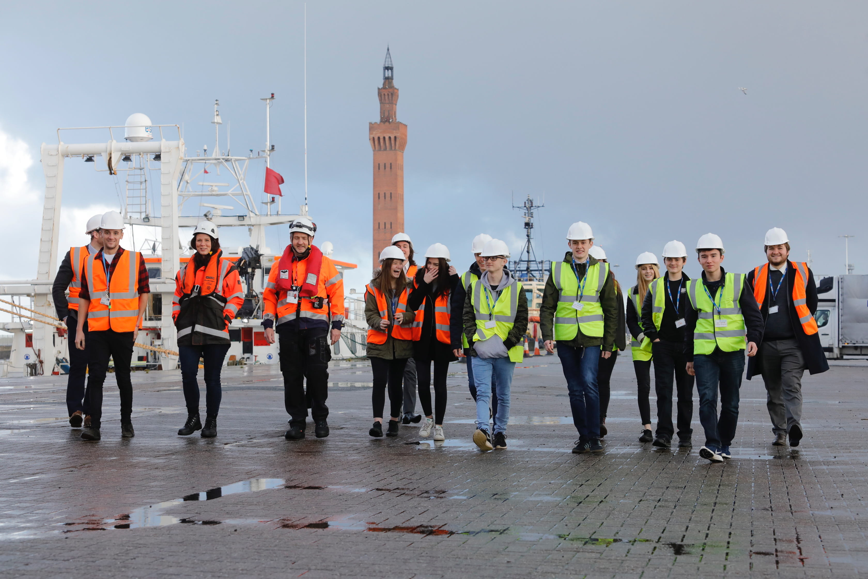 Immingham Students Get Keen On Green Energy